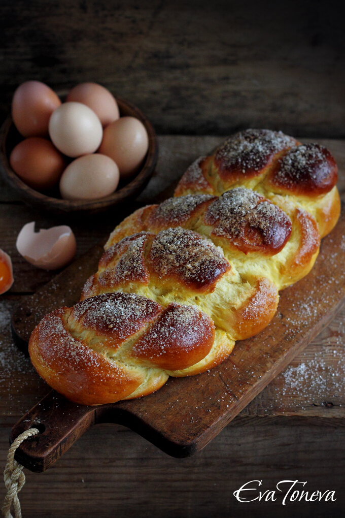 Economical Easter bread