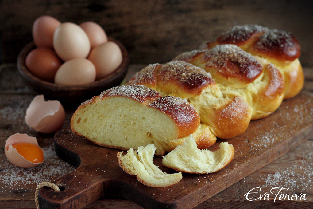 Economical Easter bread2