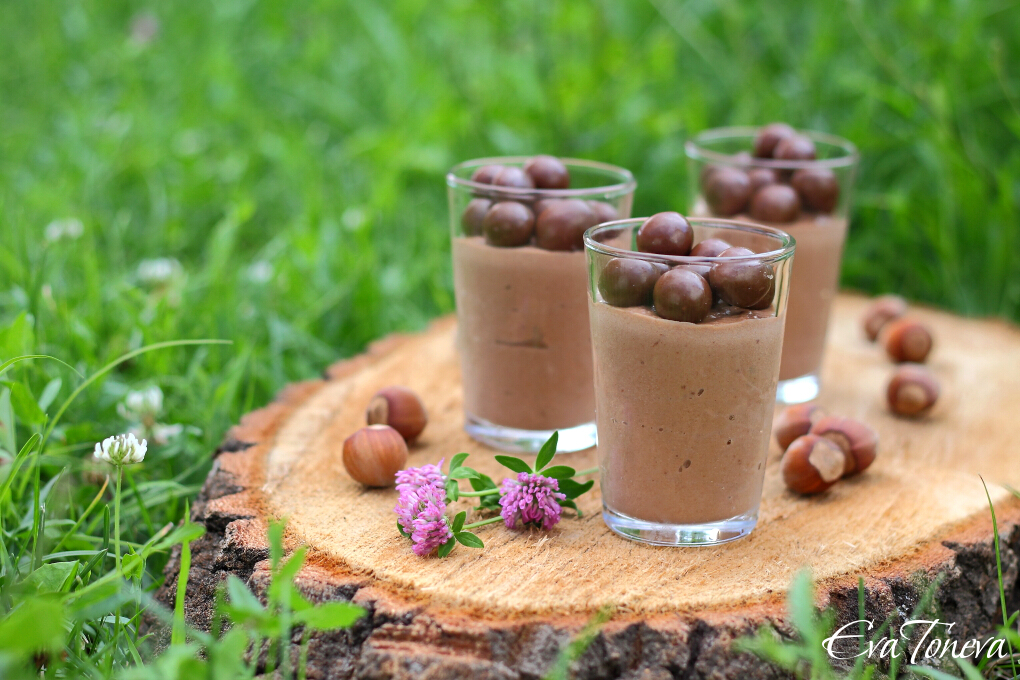 Nutella mousse1