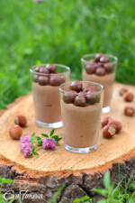 Nutella mousse small