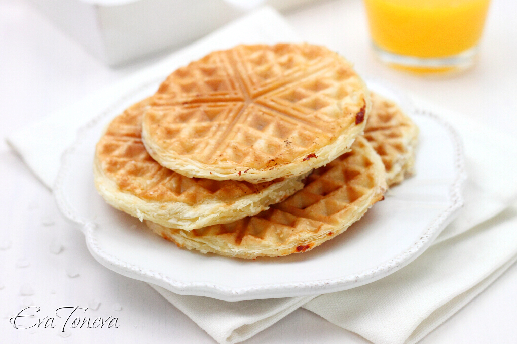 Puff Pastry Waffles1