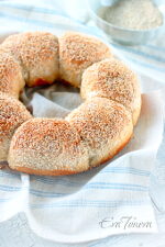 Simit bread small