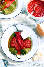 peppers in tomato sauce small