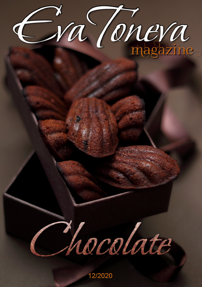 Chocolate cover web