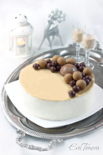 Baileys layer cake small
