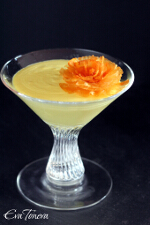 pineapple mousse small